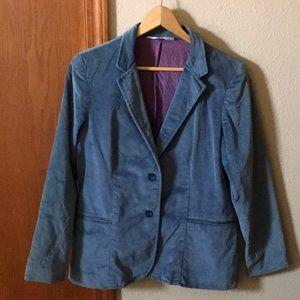 Final price on Blue velvet soft blazer